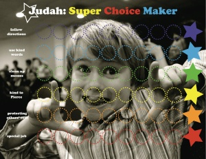 judah super choice chart