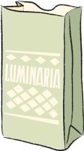 luminaria bag